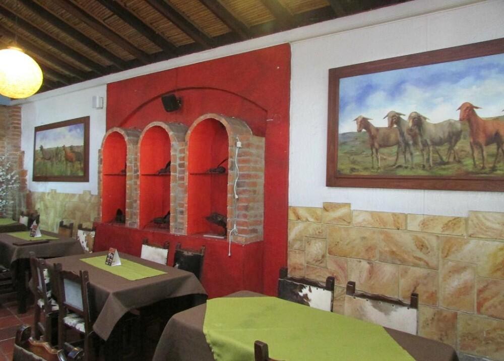 367081_BLU Radio. Referencia / Foto: Restaurante Tony Bucaramanga