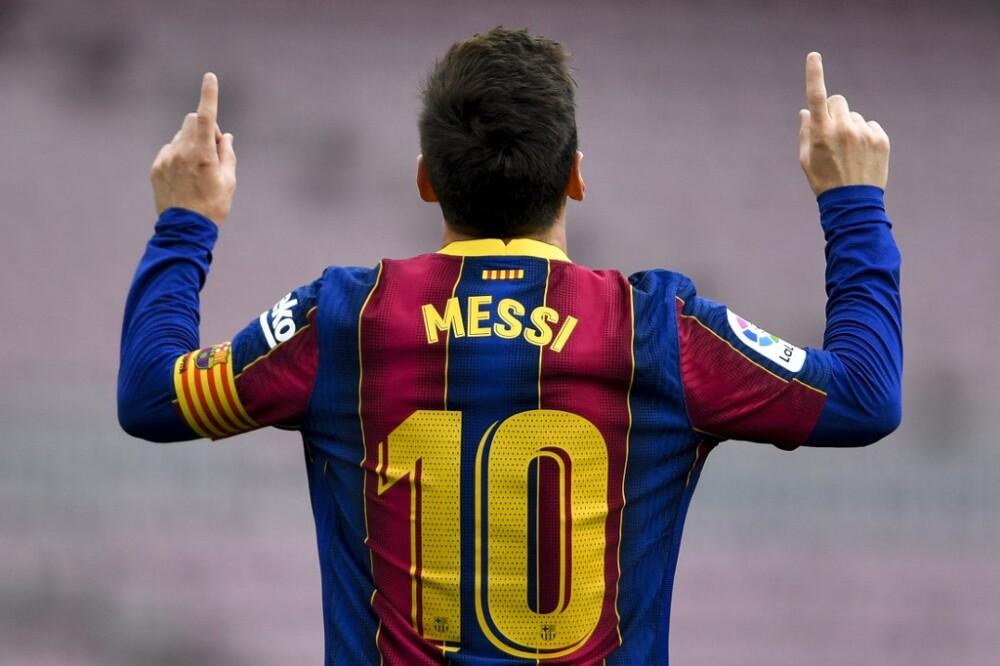 Lionel Messi cumple 34 años