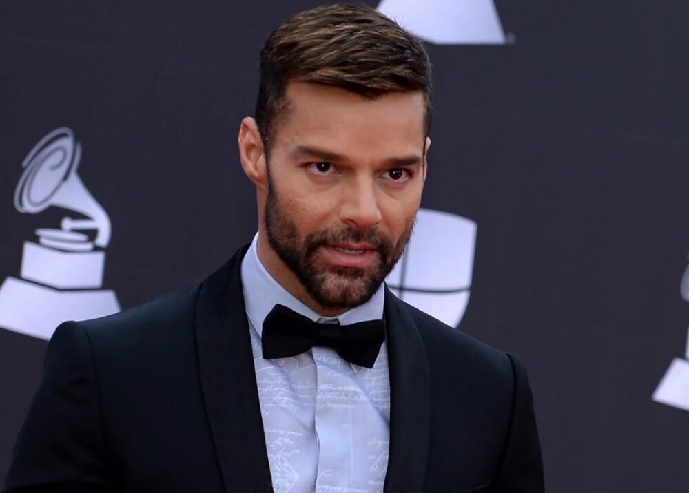 21037_Ricky Martin ayudará a educar menores / FOTO: AFP