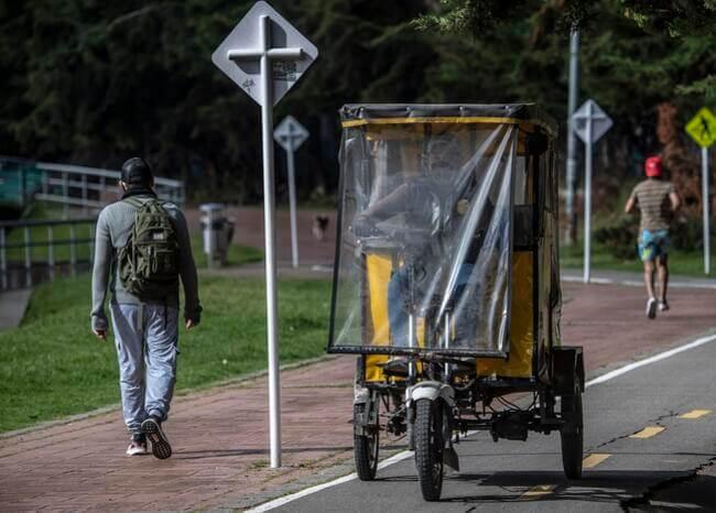 366213_Bogotá. Foto: AFP