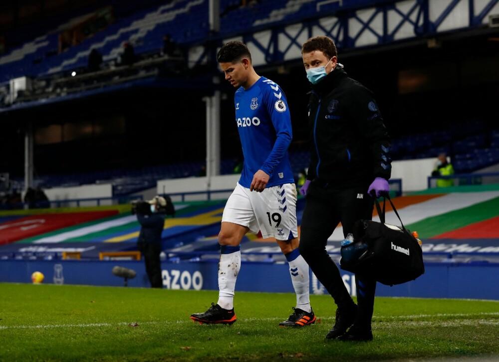 James Rodríguez, volante de Everton..jpeg