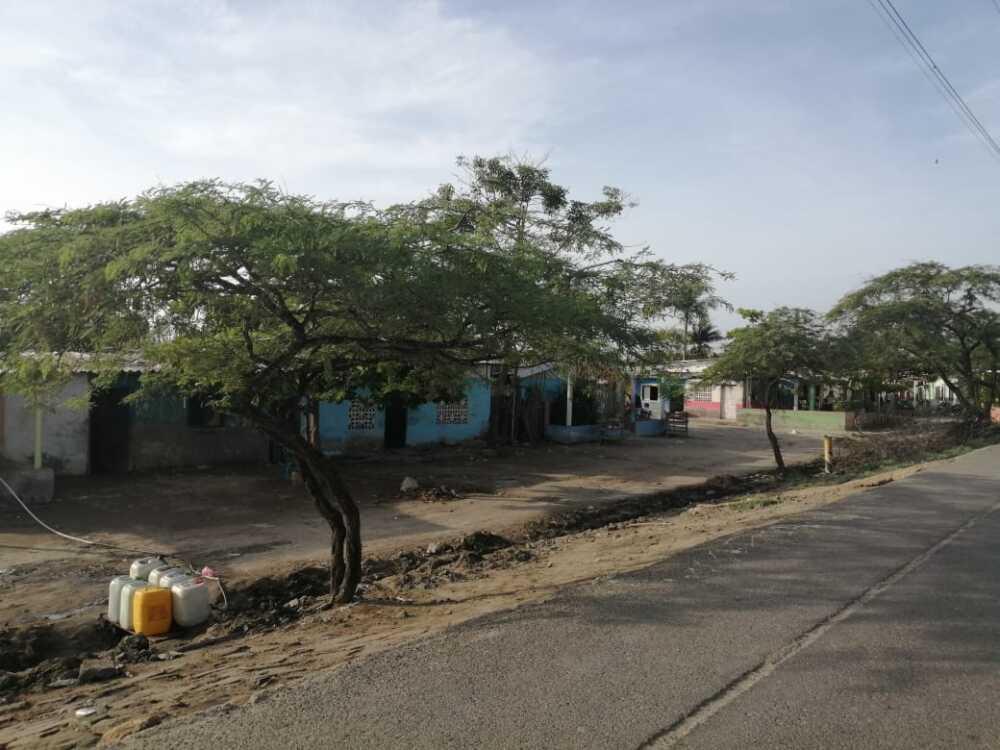 370119_Venta de gasolina en Tasajera. Foto: BLU Radio