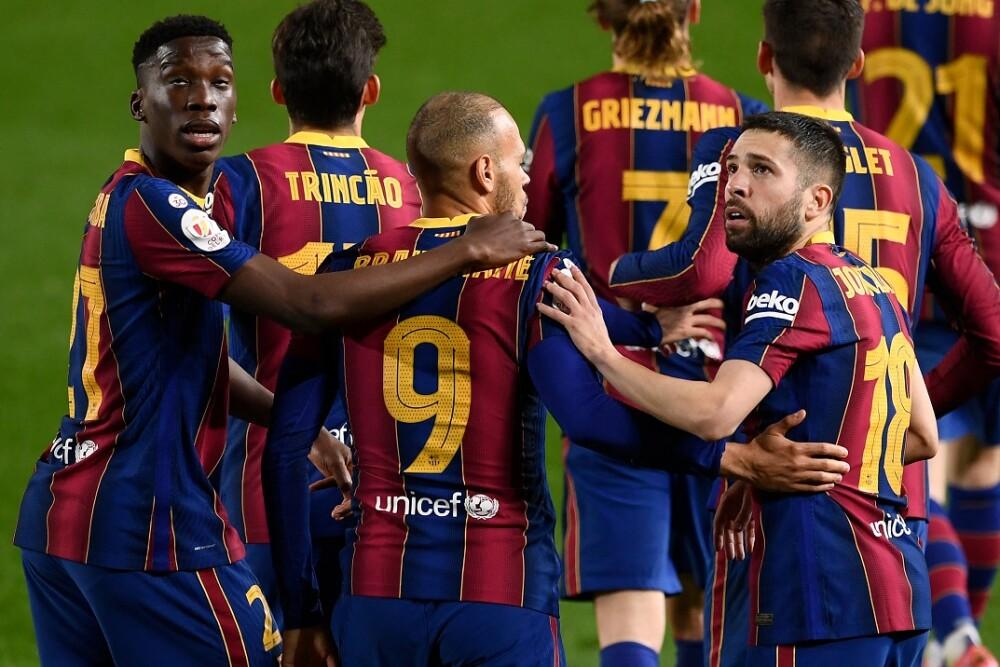 Barcelona. Foto: AFP