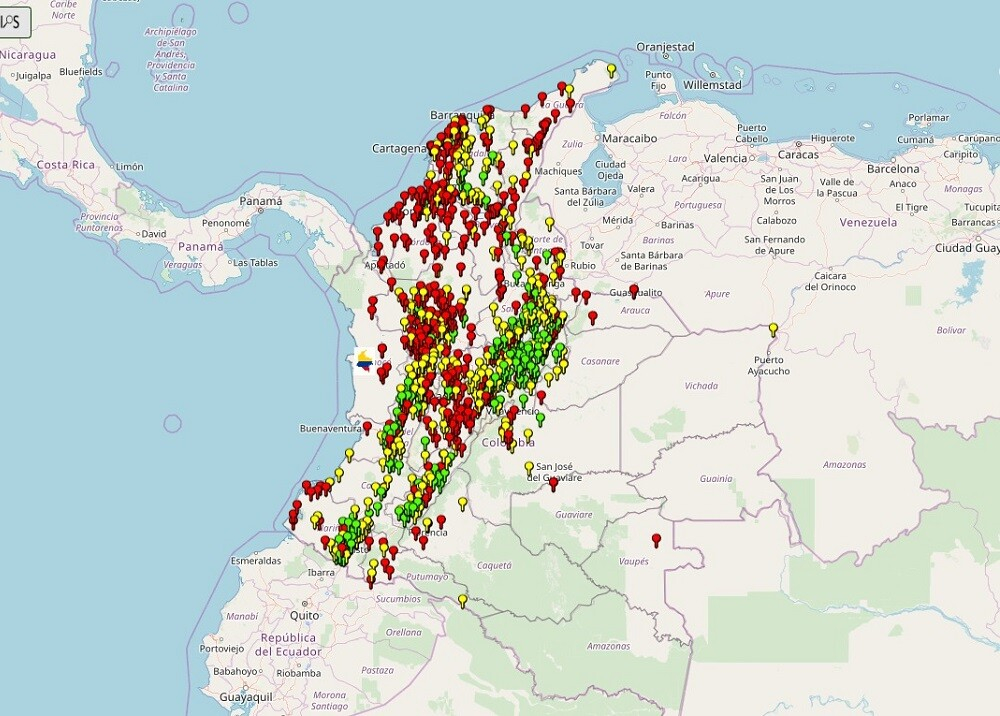 335816_BLU Radio. Mapa servicio AiHospital // Foto: BLU Radio