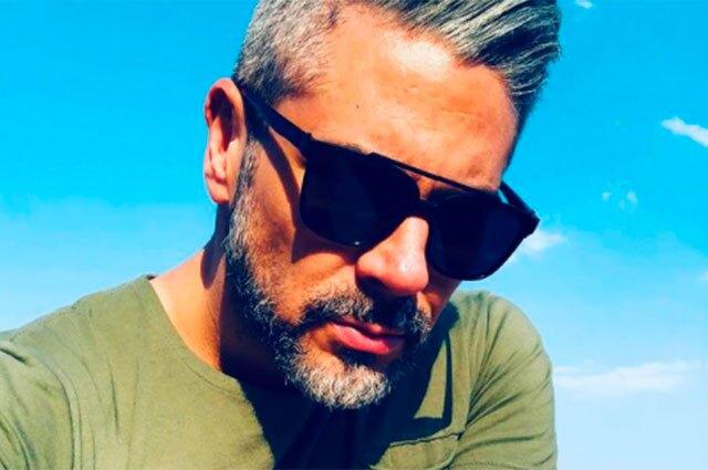 Actor mexicano Ricardo Crespo