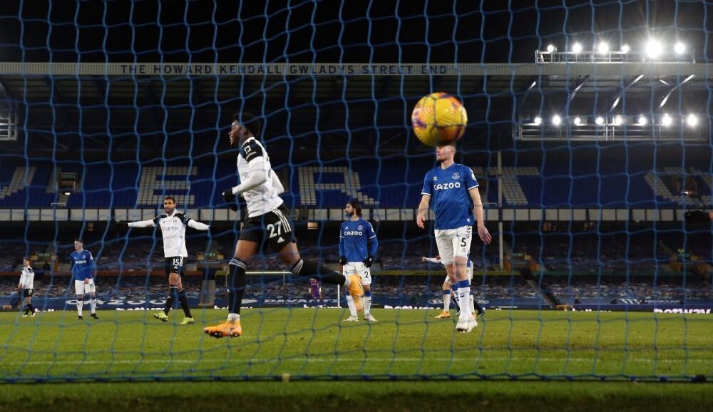 Everton vs Fulham