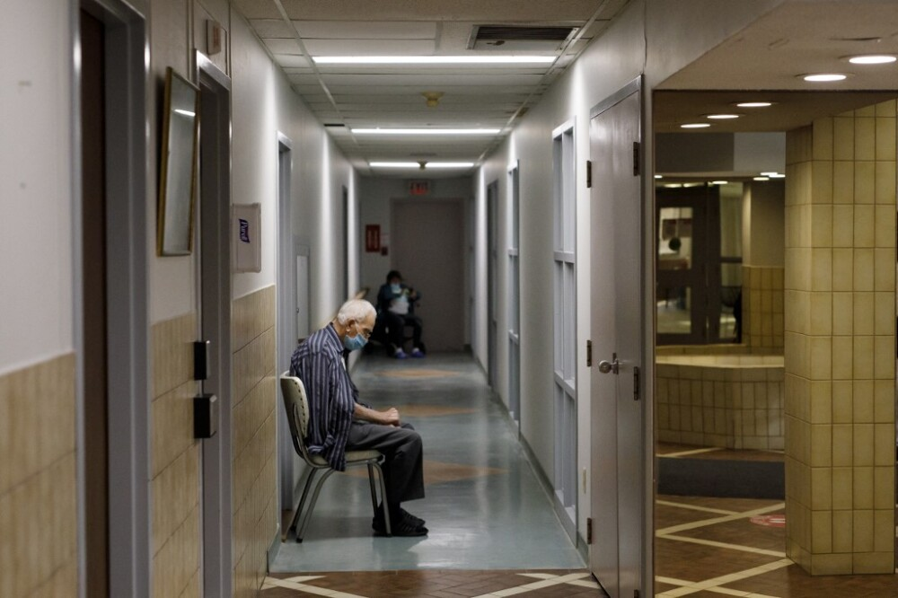 Toronto Retirement Residents Receive COVID-19 Vaccinations