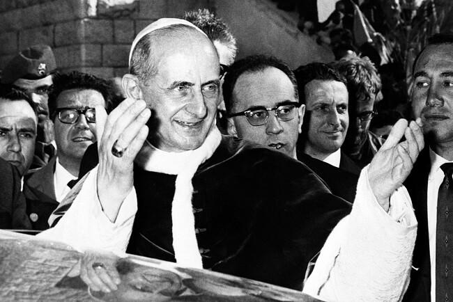 papa pablo VI efemerides junio 21