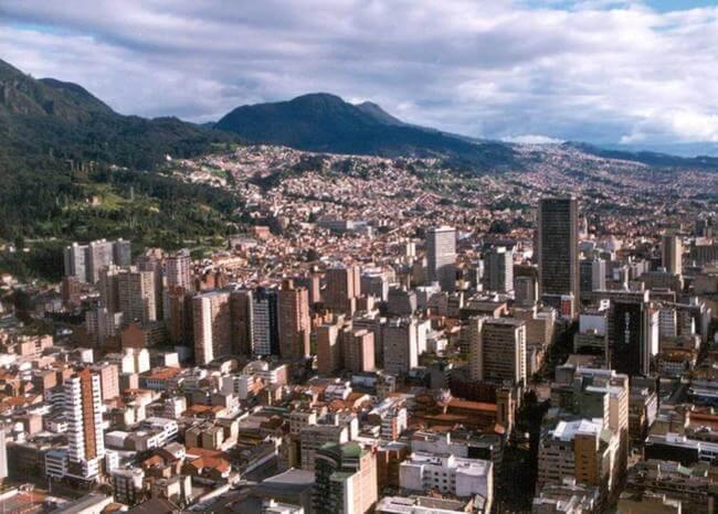 357673_BLU Radio / Panorámica Bogotá