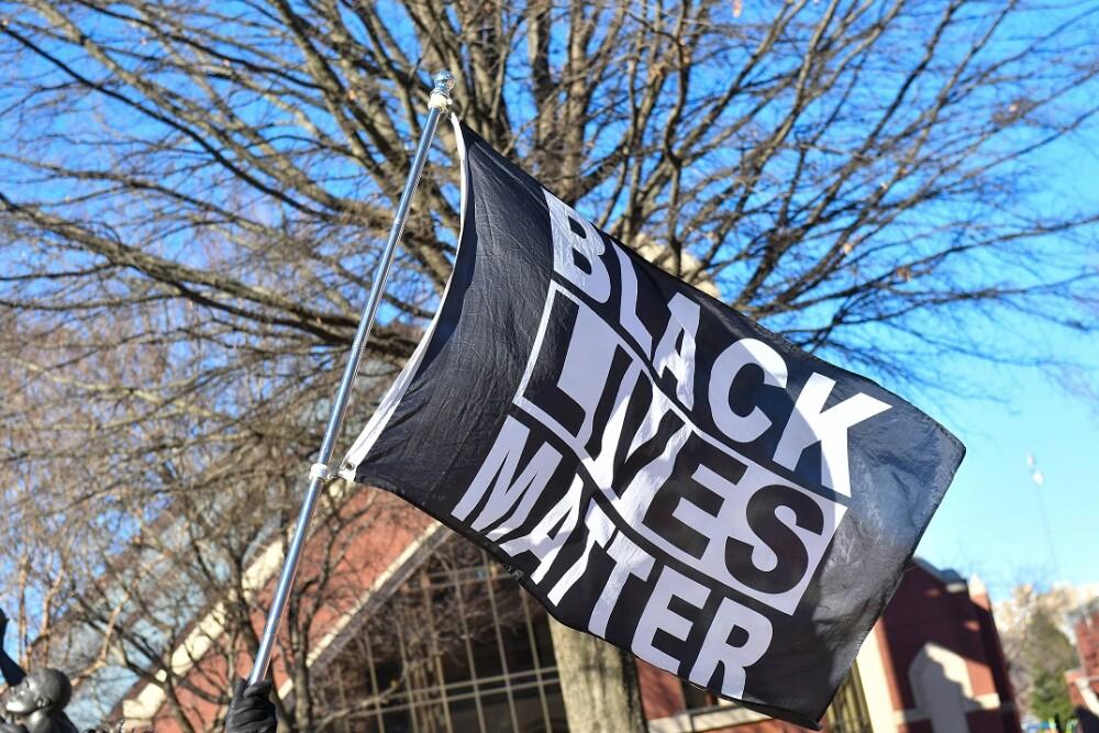 Black Lives Matter. Foto: AFP