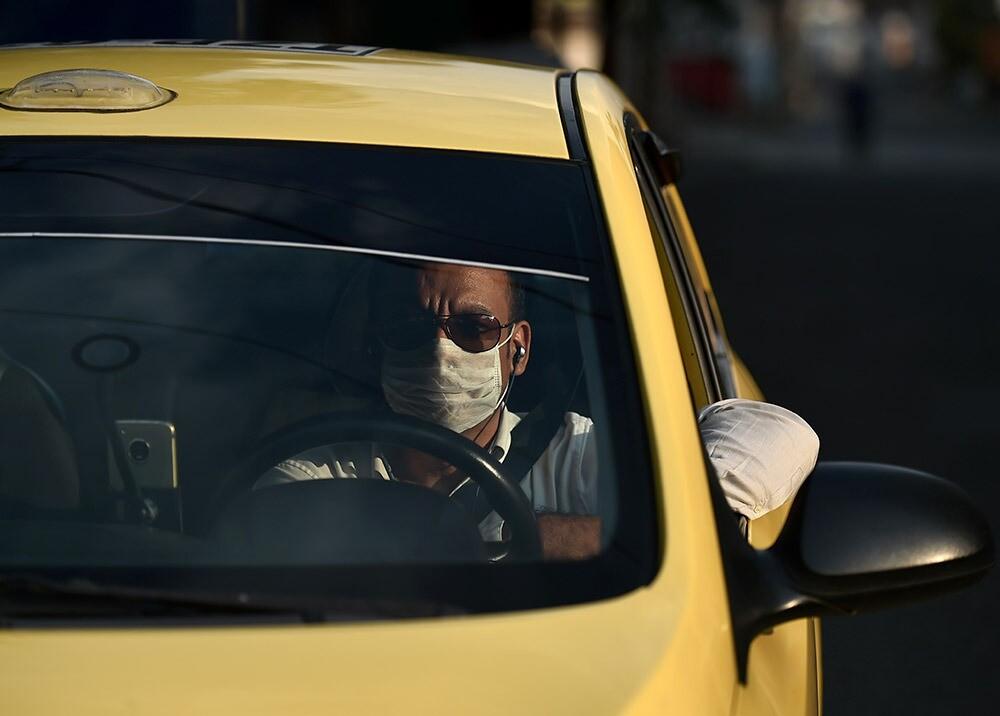 359321_Taxista / Foto: AFP - Imagen de referencia
