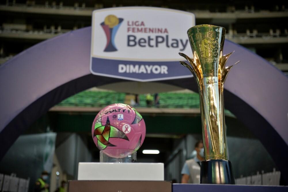 Trofeo de la Liga Femenina en Colombia. Dimayor.jpg