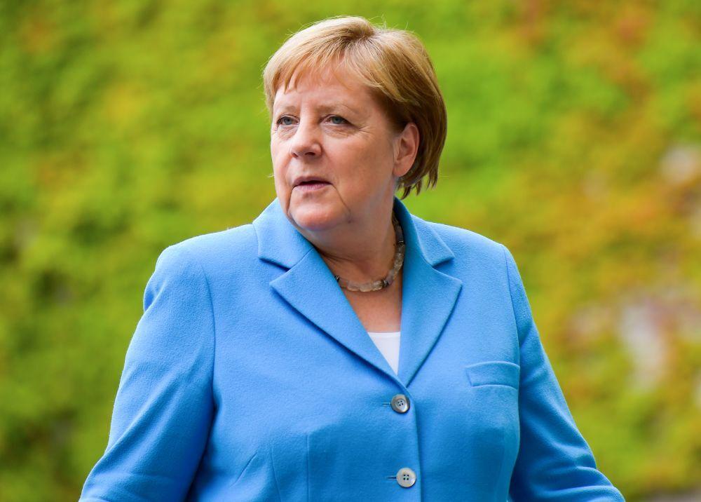 338366_BLU Radio // Angela Merkel // Foto: AFP