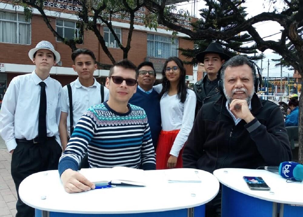 347330_Linero al Barrio El Rincón // Foto: BLU Radio