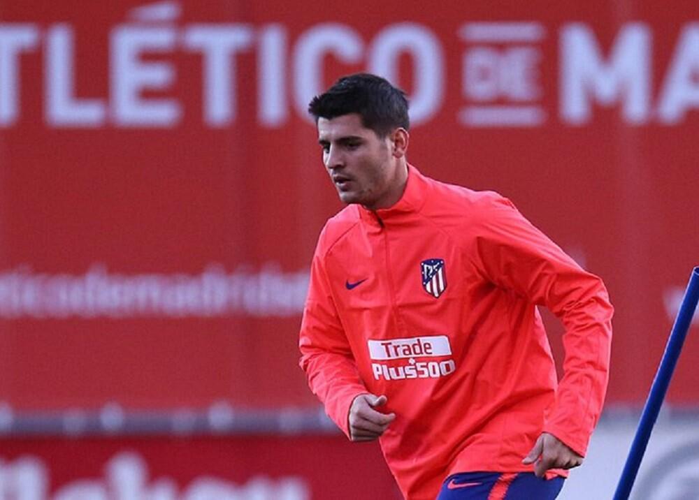 325996_BLU Radio. Álvaro Morata / Foto: Atlético de Madrid