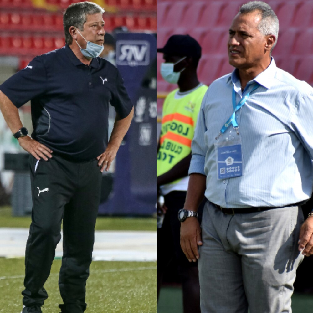 'Bolillo' Gómez y Hernán Torres