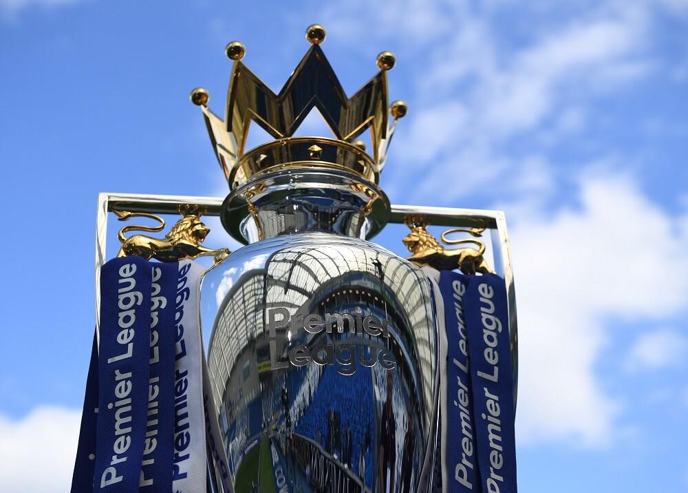 304257_BLU Radio. Trofeo de la Premier League / Foto: AFP.