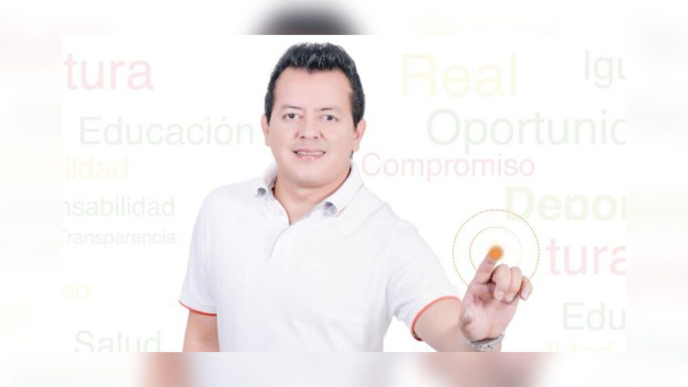 Capturan a concejal de Ocaña Deiby Arias