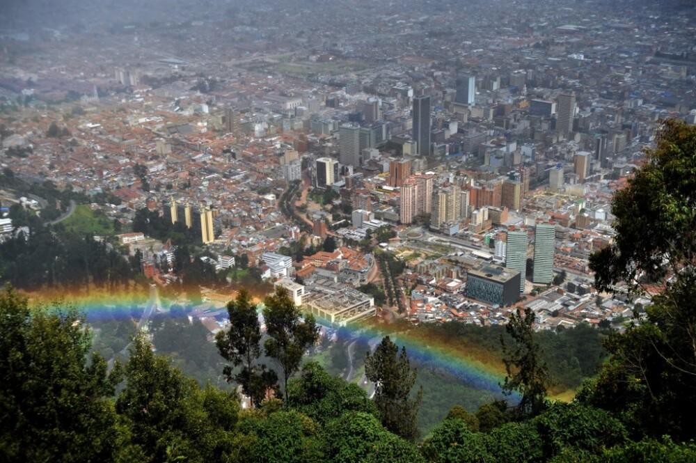 375699_Bogotá // Foto: AFP