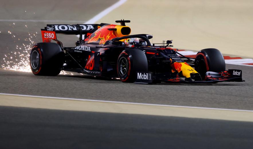 Max Verstappen saldrá el primero en el Gran Premio de Bahréin de Fórmula 1.