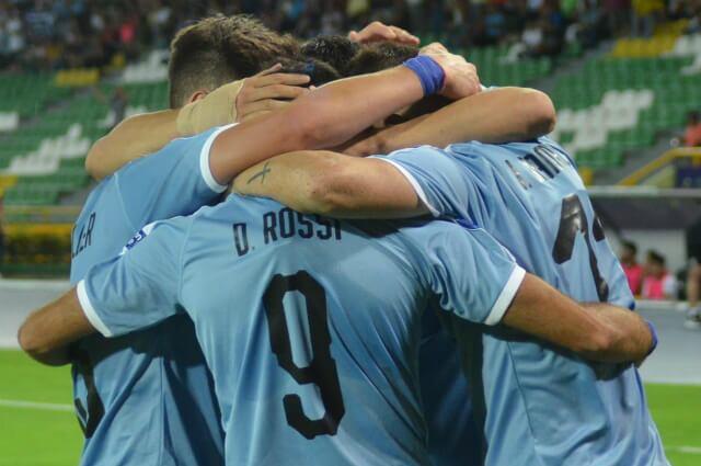 329025_Selección Uruguay Sub-23