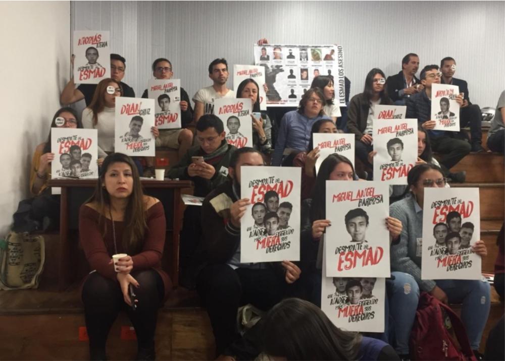 354933_Denuncian que en primer mes del paro se presentaron 12.000 detenciones ilegales - Foto BLU Radio