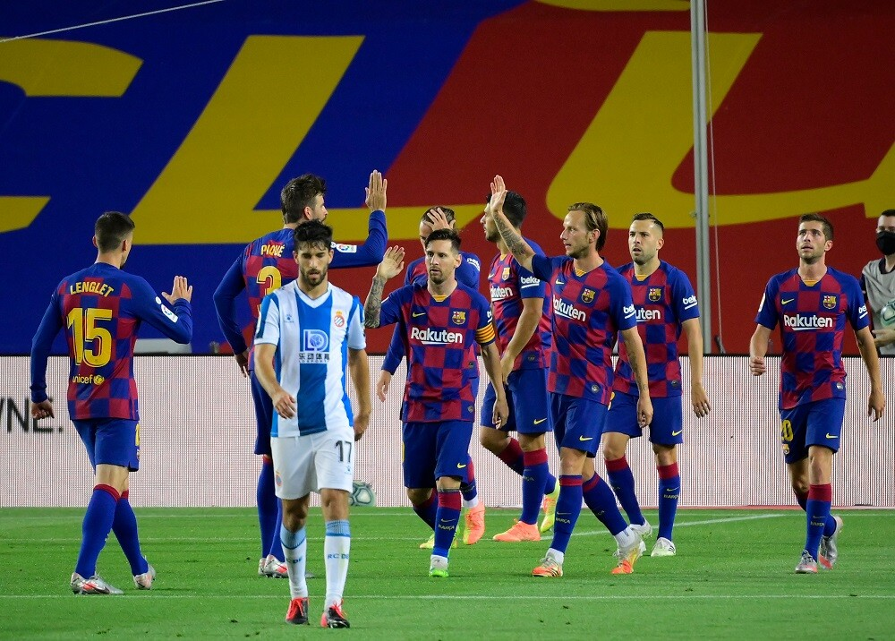 370407_Barcelona vs. Espanyol. Foto: AFP