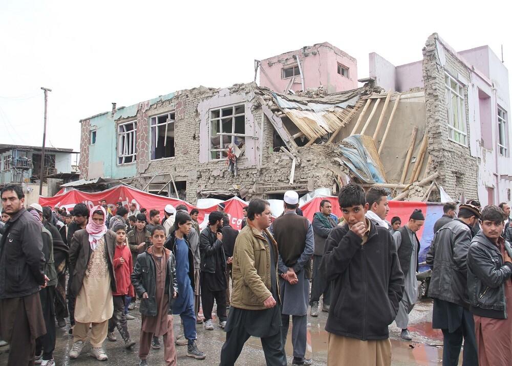 301905_BLU Radio. Atentado en Kabul / Foto: AFP