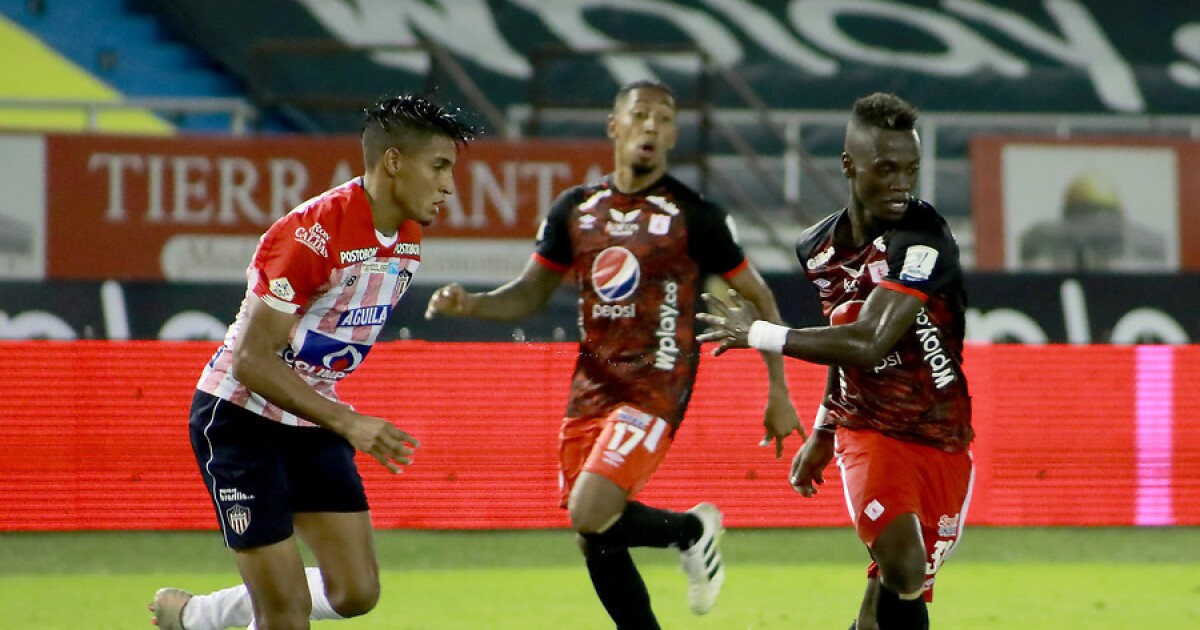 Fútbol colombiano: Junior y América jugarán el partido más atractivo de la tercera jornada