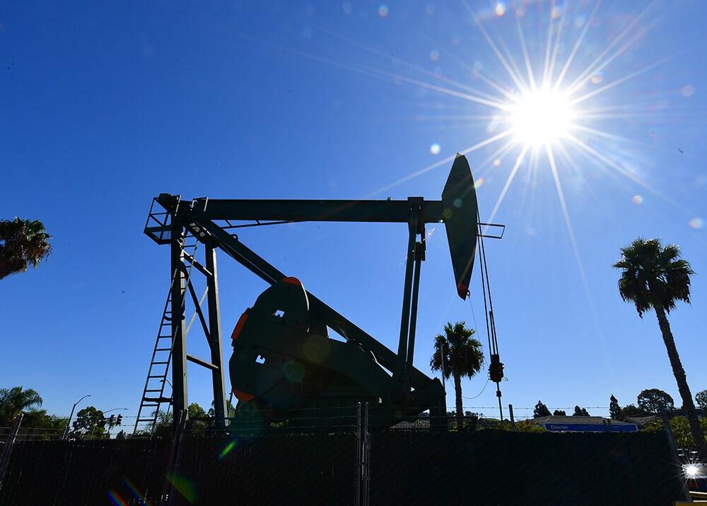 361005_Producción de petróleo // Foto: AFP