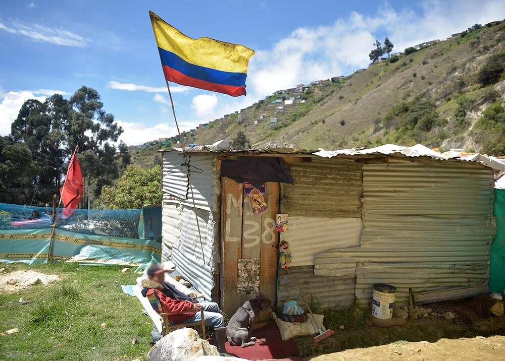 366986_Pobreza en Colombia // Foto: AFP