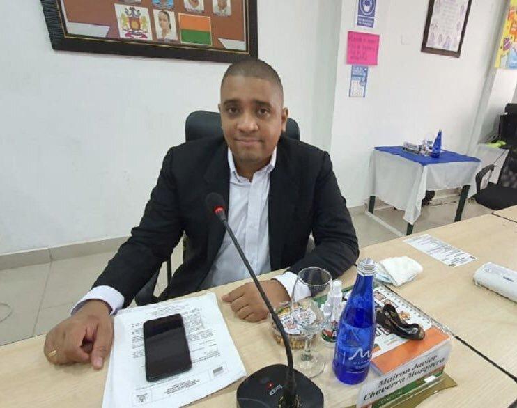 Mairon Javier Chaverra, concejal asesinado en Antioquia