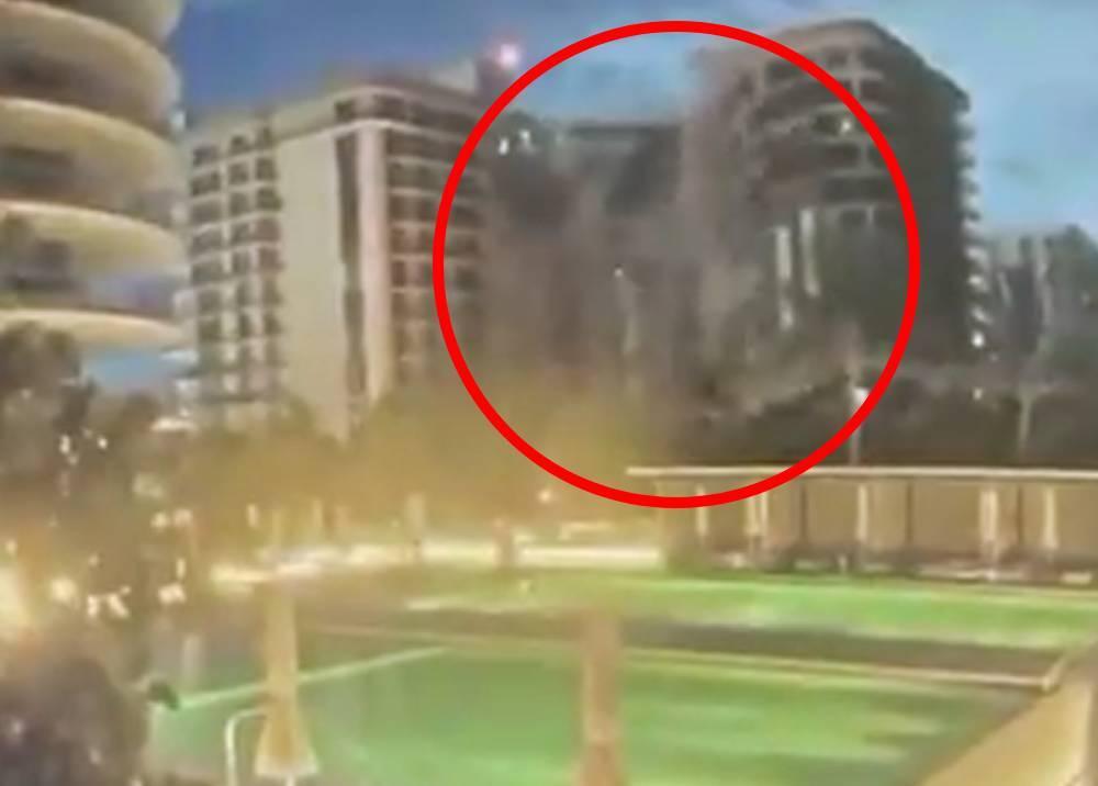 Colapso de edificio en Florida