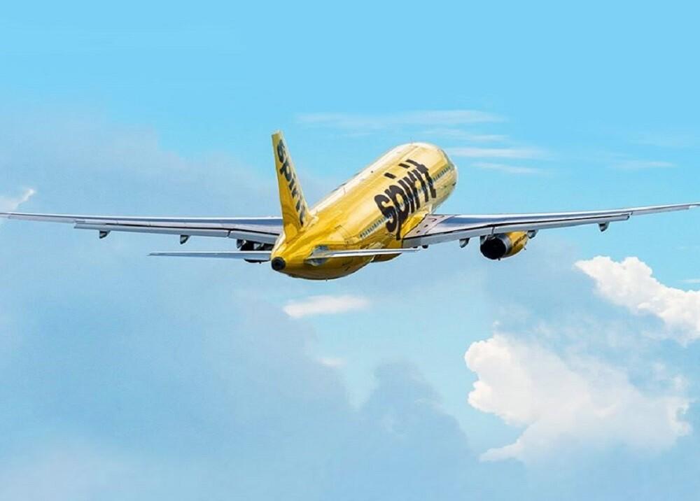 352240_BLU Radio. Nueva ruta desde Santander a La Florida será operada por Spirit Airlines / Foto: Spirit Airlines