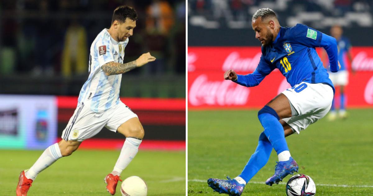 Brasil vs. Argentina: el plato fuerte que abre la nueva jornada de Eliminatorias Sudamericanas