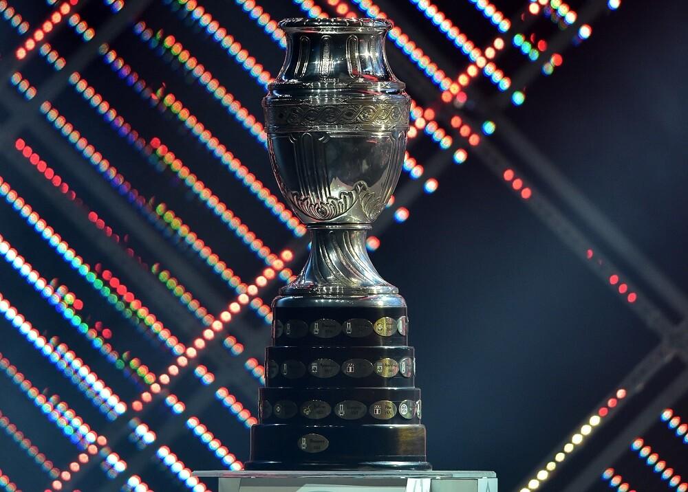 337741_BLU Radio. Trofeo de la Copa América / Foto: AFP