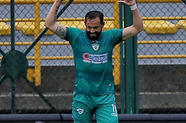 Matias Mier, futbolista uruguayo