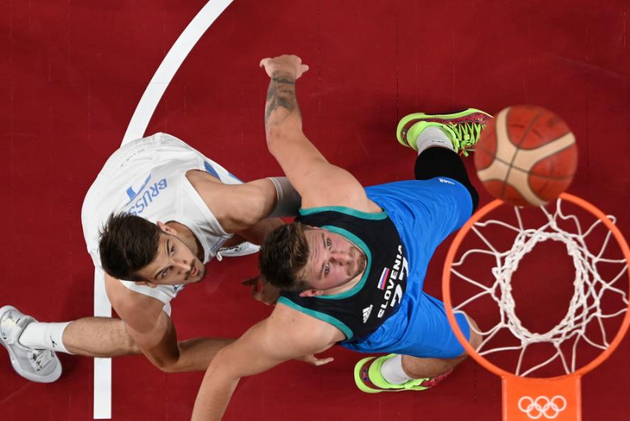 Argentina perdió con Eslovenia en el baloncesto de los Juegos Olímpicos de Tokio 2020.