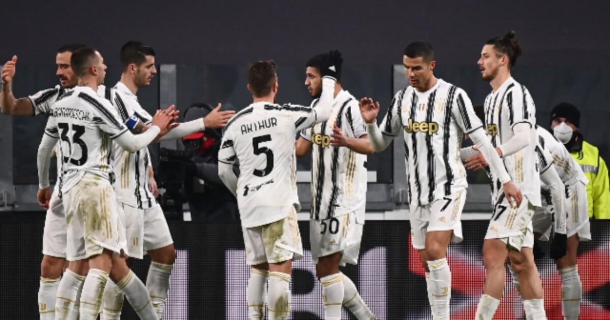 Alineaciones confirmadas para el partido Inter de Milán vs. Juventus, por la Serie A