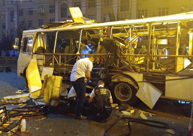 explosion de bus en rusia