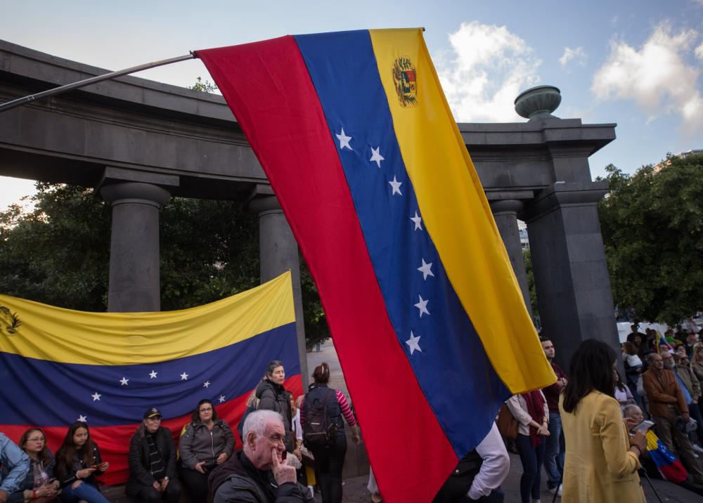 326082_BLU Radio // Crisis Venezuela // Foto: AFP