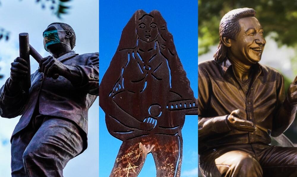 Estatua-shakira-joe-arroyo-diomedes-colombia.jpg