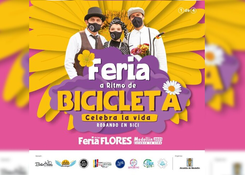 feria de las flores a ritmo de bicicleta en medellin.jpg