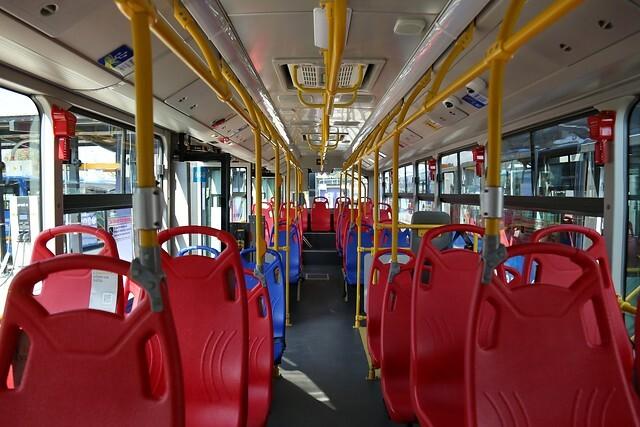conductor del SITP habla de pareja que tuvo sexo en un bus.