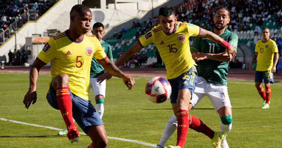 La Selección Colombia no ganó, pero sus rivales directos dejaron con 'aire' a los de Reinaldo Rueda