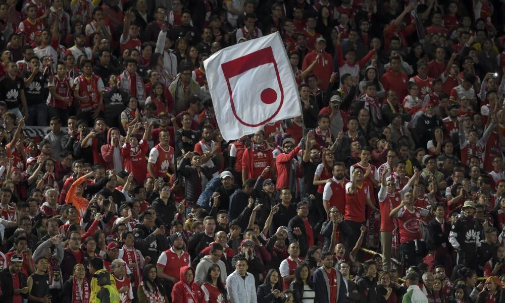 318007_Independiente Santa Fe - AFP