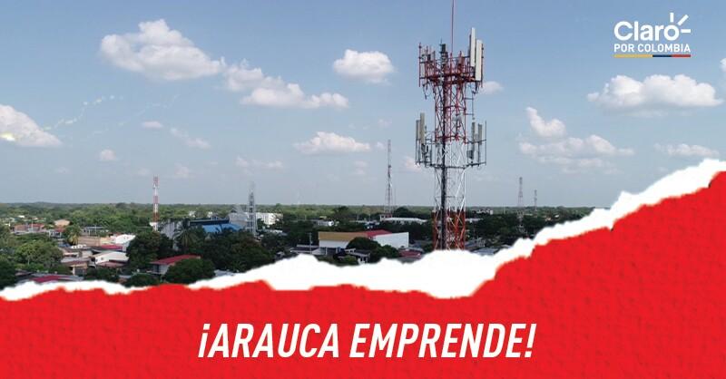 Internet Móvil 4G en Arauca