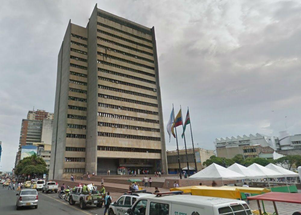 Edificio Gobernación del Valle.