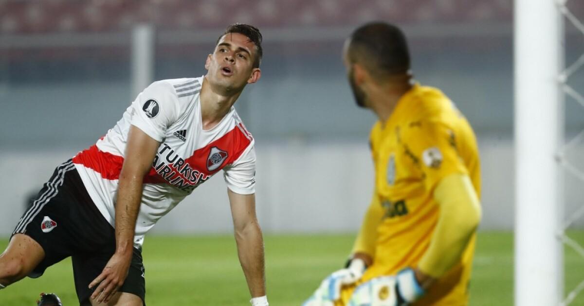 Alineaciones Palmeiras vs. River Plate, semifinales Copa Libertadores