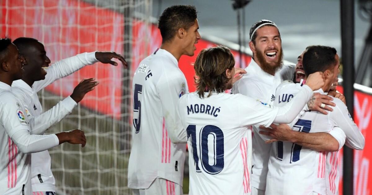 Real Madrid y un camino accesible en la Champions League: sirvió ser primero de su grupo
